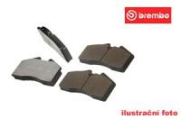 Brembo sportovní desky přední CITROËN AX -- 14 - rok výroby 4.91-96