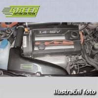 Sportovní airbox system Green CITROEN SAXO 1,6L 8V VTS výkon 72kW (98hp) typ motoru TU5JP rok výroby 01-