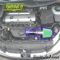 Air Intake System Green Speed'r Diadem CITROEN SAXO 1,6L 8V VTS výkon 72kW (98hp) typ motoru TU5JP rok výroby 01-