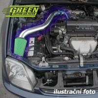 Air Intake System Green Speed'r Standart CITROEN SAXO 1,6L 16V výkon 88kW (120hp) typ motoru NFX/TU5JP4 rok výroby 96-99
