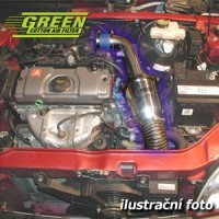 Air Intake System Green Speed'r TWISTER CITROEN XSARA 1,9L TD výkon 66kW (90hp) rok výroby 97-
