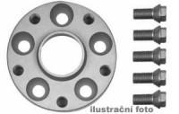 HR podložky pod kola (1pár) CITROEN C 5 rozteč 108mm 4 otvory stř.náboj 65mm -šířka 1podložky 25mm /sada obsahuje montážní materiál (šrouby, matice)