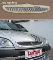 LESTER přední maska s hliníkovu mřížkou Citroen Saxo od roku výroby 2000-